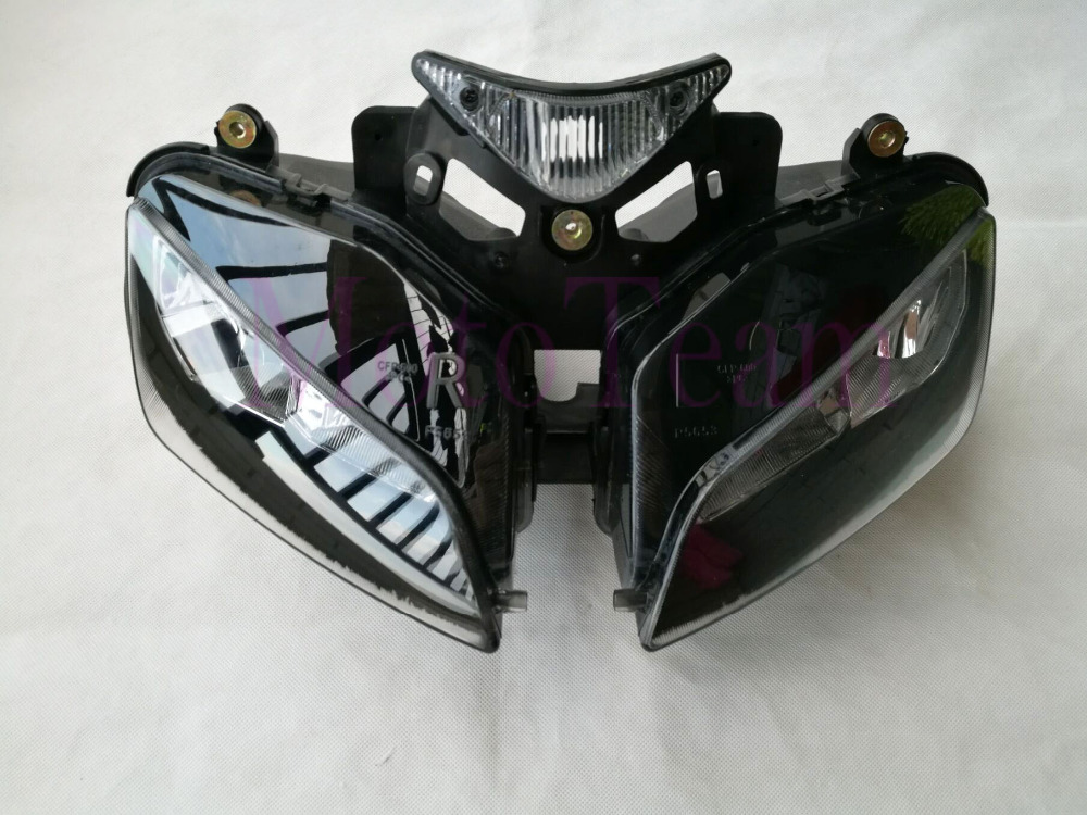 Headlight Honda 1000 Lighting-Lamp New for Cbr1000rr/Cbr/1000/.. Clear title=