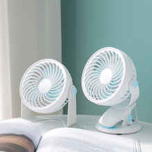 Mini Portable Fan Efficient Brushless Stand Fan Usb Charging Silent Office Home Table Small Fans 2 Gear Adjustment цена и фото