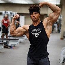 mens singlet workout gym RK