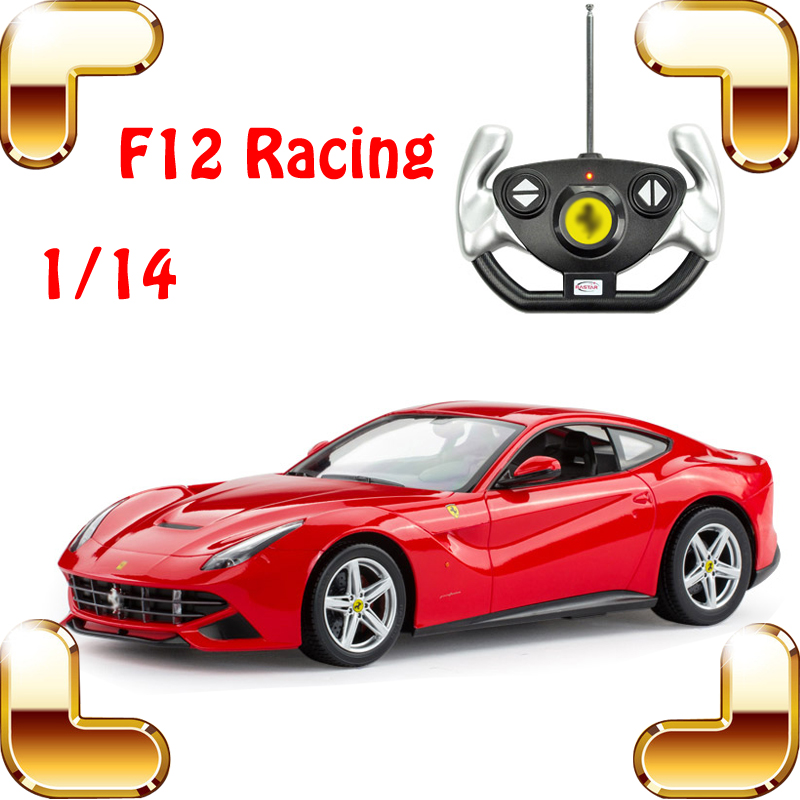 Christmas Gift 1/14 F12 RC Drift Car Remote Control Toy Electric Roadster Vehicle Speed Racing Fun Model Cars Present Toys Cars hot sell a6 4d gravity induction rc remote control motorcycle electronic toy cars rechargeable drift dumpers promotional gifts