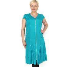 BFDADI 2016 New Summer Style Women Dress Casual V-Neck Sleeveless A Line Dress Party Evening Elegant Dress Plus Size 6812