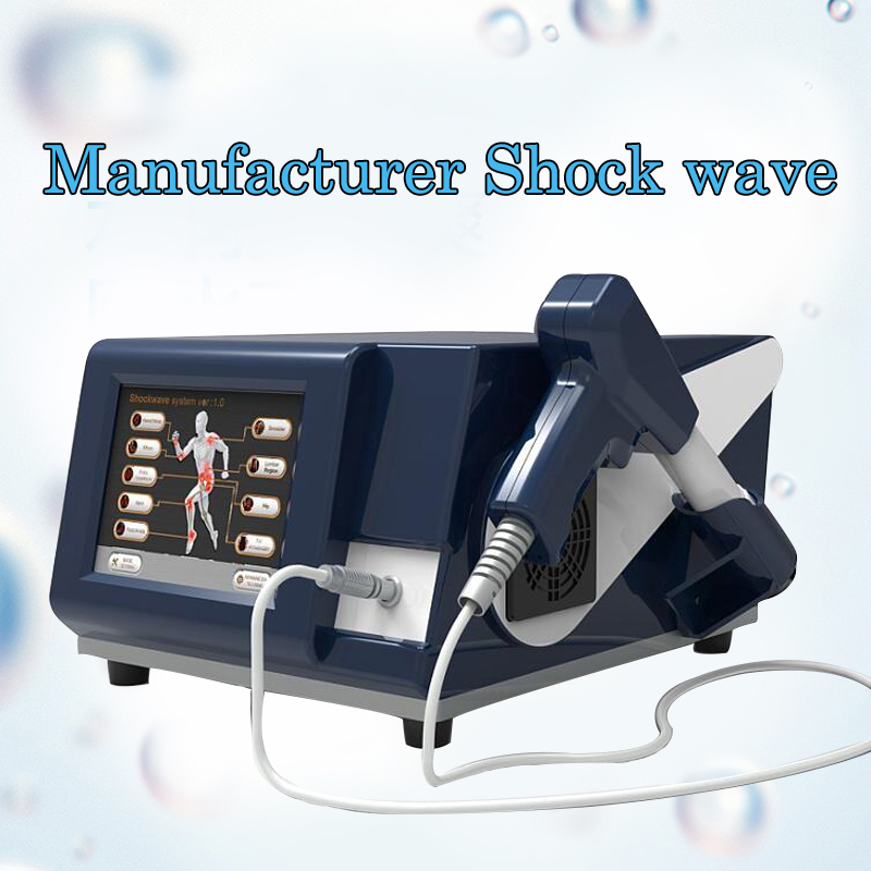 Extracorporeal Shock Wave Therapy Pneumatic Shockwave Therapy For Shoulder Pain Treatment ED Treatment Shockwave Machine