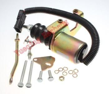 Diesel FUEL SHUT OFF SOLENOID for SA-3742-24 24V