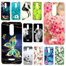 Phone Case For BQ BQS 5504 Strike Selfie Max Case Silicone Cover For BQ Mobile BQ 5504 BQS 5504 Soft TPU Back Bag Cover Bumper цена и фото
