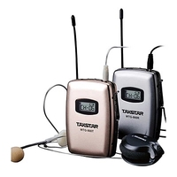 Takstar WTG 900 Wireless Digital Intercom 300 Meters TOUR GUIDE SYSTEM Travelling Meeting Museum Visiting Coaching