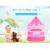 Ultralarge Portátil Dobrável Barraca do Jogo 2 Cores Crianças Praia Tenda Indoor Brinquedos Ao Ar Livre Tendas Casa Castelo Presentes para Crianças Príncipe