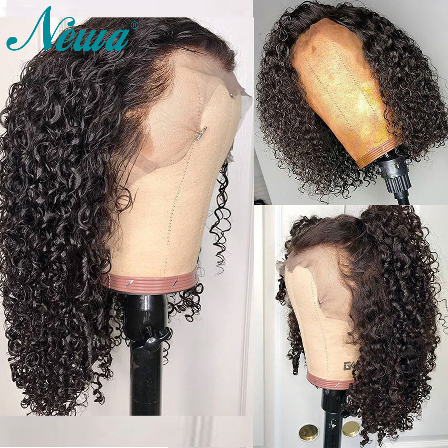 Lace Wigs Nyuwa Full Lace Human Hair Wigs With Baby Hair Pre Plucked Brazilian Remy Hair Wigs Glueless Curly Full Lace Wigs For Women