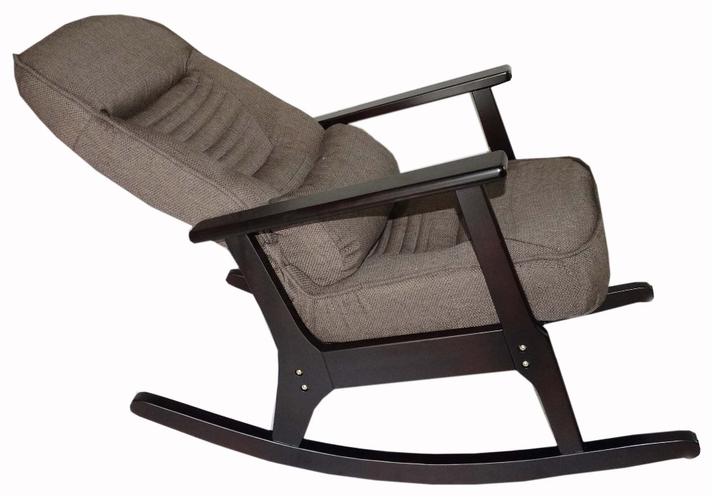 Rocking Chair Recliner For Elderly People Anese Style Armrest Modern Lounge Folding In Living Room Chairs From