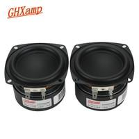 GHXAMP 3 INCH 25W Subwoofer Woofer Speaker HIFI LoudSpeaker Long Stroke Bluetooth Speakers Desktop Surround Sound