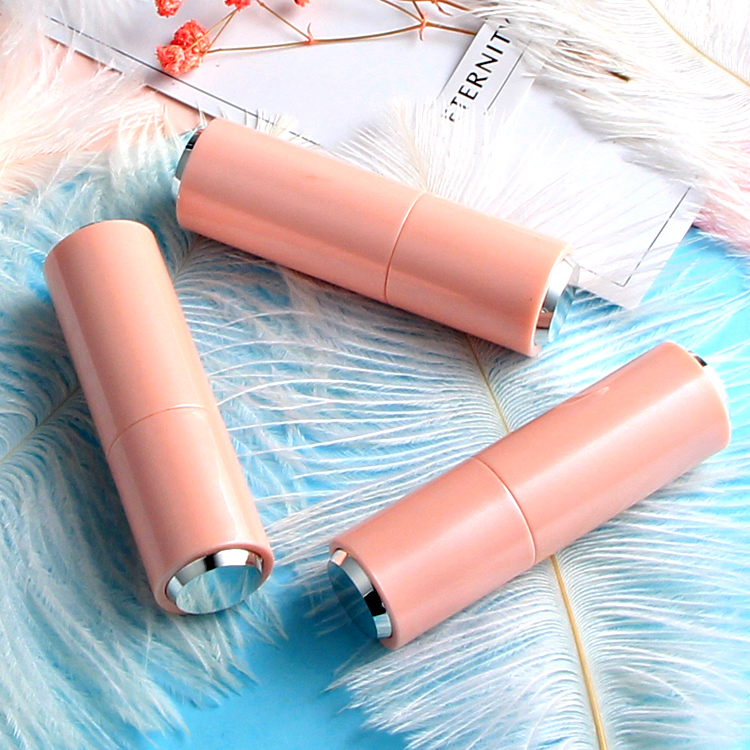 10/20/50pcs Pink Wave Empty Lipstick Tube DIY Makeup Refillable Container Lip Balm Pipe Shell Chapstick Bottle Lip Mouth Packing каталог pink lipstick