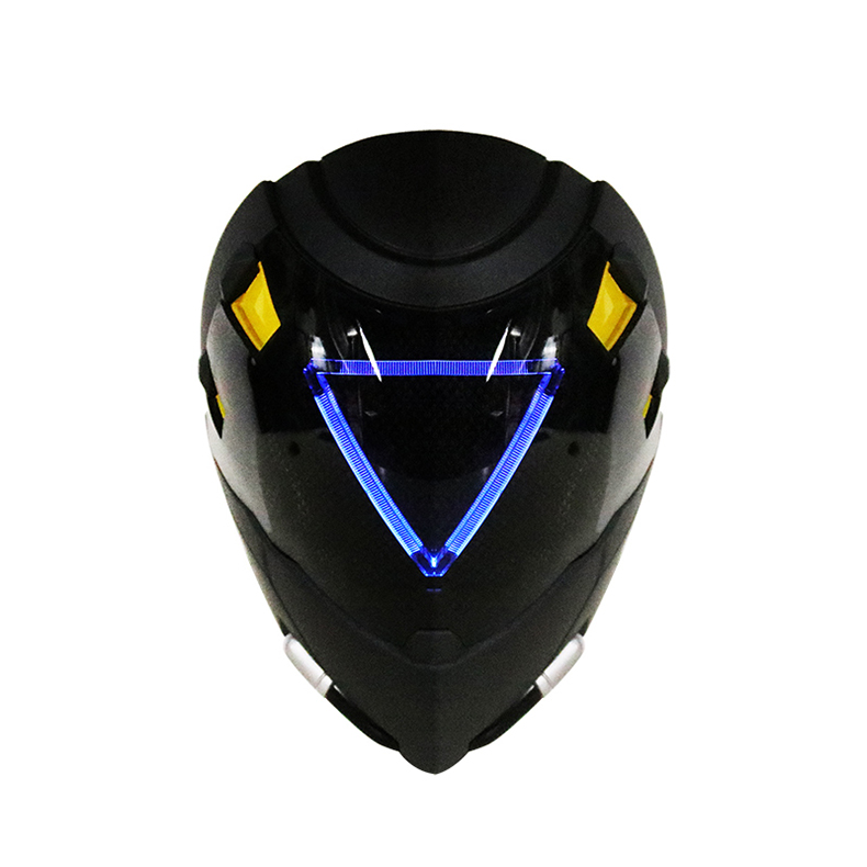 Luminous Shrike Skin Masks With LED 33