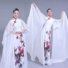 Guzheng costume female 2019 new Hanfu fairy performance dress elegant Chinese style adult dance