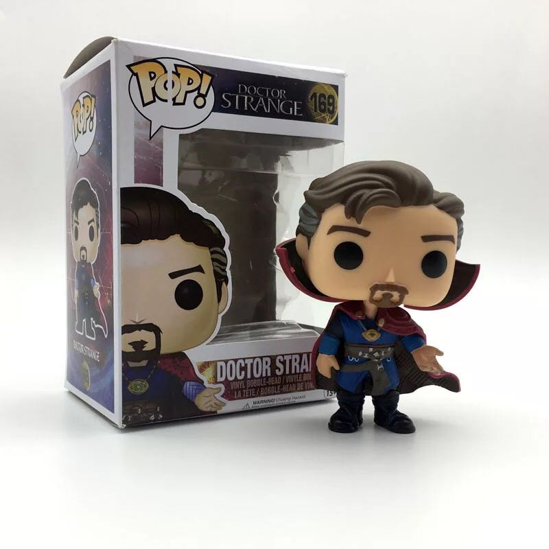 Funko pop Movie:Doctor Strange Vinyl Figure Model Toy with IN Box ...