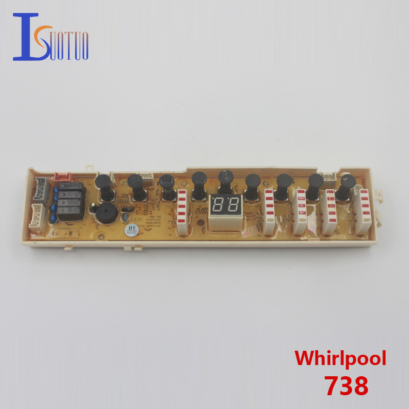 Whirlpool washing machine computer board 738 square buckle brand new spot commodity yusuf cat stevens brisbane