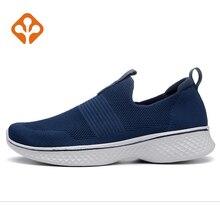 SALAMAN Mens Spring Autumn Walking Shoes Sneakers For Men Sport Trekking Jogging Gym Man Footwear