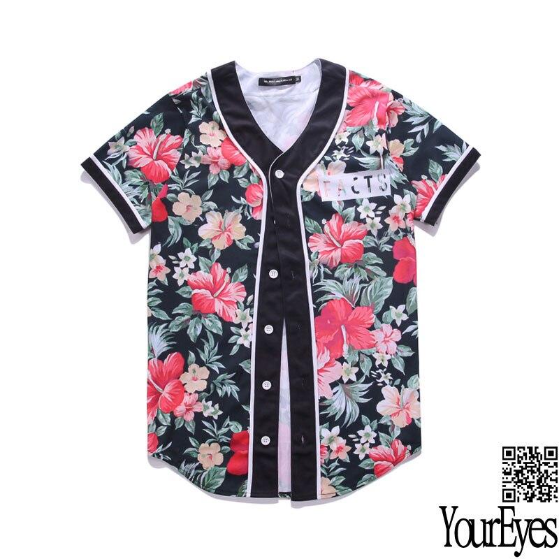 Wysoka jakość lato jesień mężczyzna graficzne koszule moda t koszula w stylu vintage mężczyźni z krótkim rękawem v neck tshirt 3d drukuj koszulki hip hop