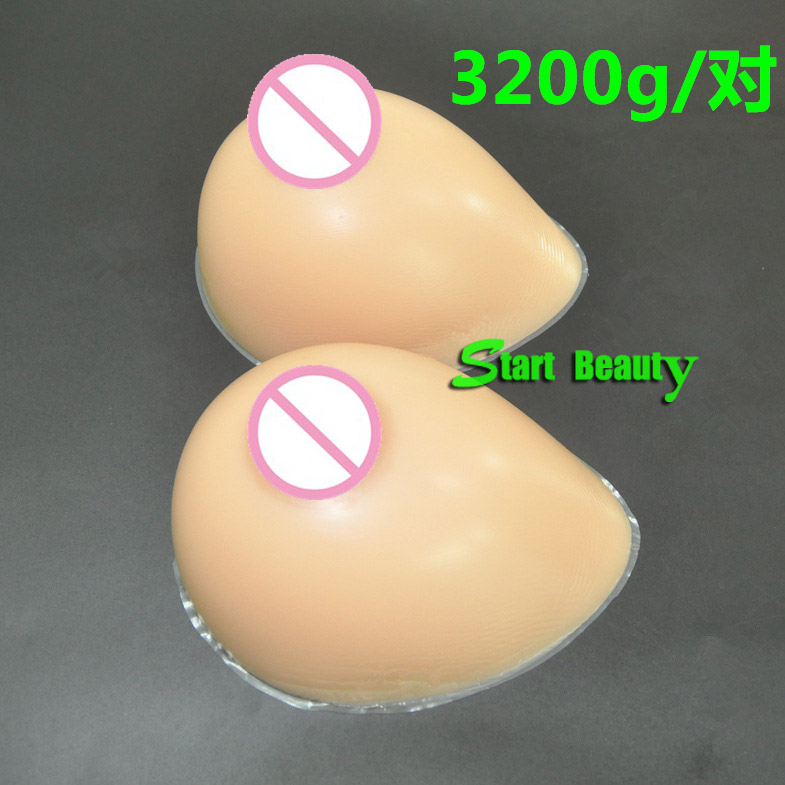3200g a pair H Cup crossdresser silicone large breast fake breasts big boobs tits realistic breast prosthesis vagina transgender 2800g 8xl big h cup crossdresser