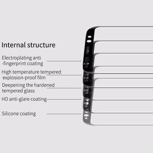 Image 5 - S9 3D DS + Max полное покрытие для Samsung Galaxy S9 стекло закаленное стекло Защита экрана круглый край для S9 Nilkin HD стеклянная плёнка
