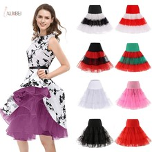 26 Vintage Short Wedding Petticoat 50s Retro Underskirt Swing Rockabilly Fancy Net Tutu Skirt Slips Bridal Accessories