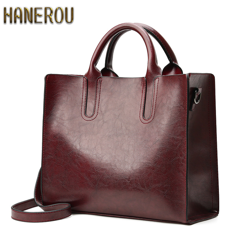 Fashion 2018 Women Bag Large Luxury PU Leather Women Bags Designer Handbags High Quality Ladies Bag Brands New Tote Shoulder Bag women vintage bucket bag ladies casual pu leather handbags tote high quality messenger bags brands designer shoulder tassel bag