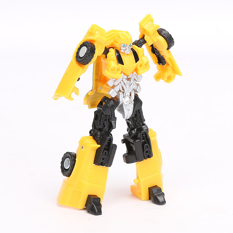 Transformers Toys Movie Series 6 Energon Igniters Optimus Prime Bumblebee Barricade Hot Rod Action Figure Collection Model Dolls 1