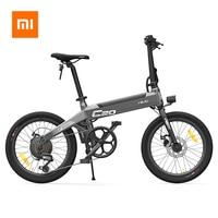 [EU STOCK]NEW Xiaomi HIMO C20 Electric Bicycle 250W Motor ebike 25km/h e bike 80KM Mileage Outdoor Electric bike 20 inch Tire