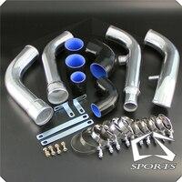 Juego de tubos de Intercooler de aluminio para N ** issan 2 ** 00SX S13 CA18DE 89 94|Radiadores y partes| |  -