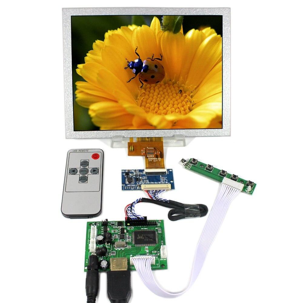 HDMI LCD Controller Board VS-TY2660H-V1+8inch EJ080NA-04C 1024X768 LCD Screen lp116wh2 m116nwr1 ltn116at02 n116bge lb1 b116xw03 v 0 n116bge l41 n116bge lb1 ltn116at04 claa116wa03a b116xw01slim lcd