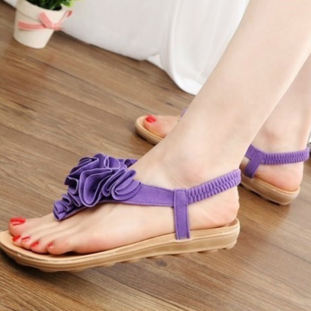 Women Sandals Open Toe Melissa New Summer Camellia Slippers Flip Flops Jelly Flats Woman Sandals Shoes