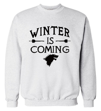 Winter Is Coming Sweatshirt for Men