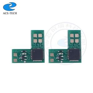 Image 1 - CF360X ~ CF363X con chip reset mực cho HP Color Laserjet Enterprise M552dn M553n M553dn M553x M577dn M577F M577c M57z 508X máy in