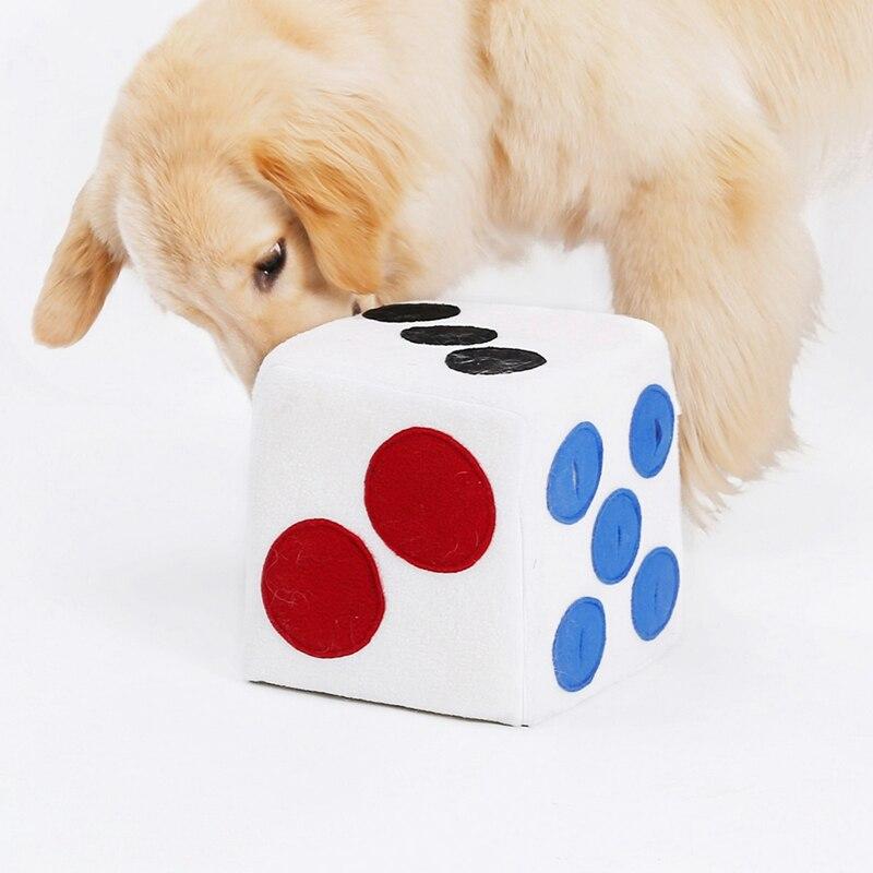 Jouets pour chiens de compagnie couverture de Formation de Stress reniflant tapis pour animaux de compagnie Puzzle jouet Snooping activité Formation couverture tapis d'alimentation chiens