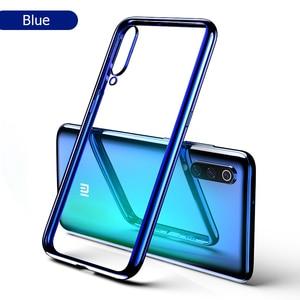 Image 2 - Xiao mi mi 9 3D lazer kaplama lüks TPU yumuşak temizle kapak için xiaomi mi Xio mi mi 9 SE mi 9 Lite CC9e mi 9T Pro telefon kılıfı