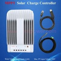 Tracer2215bn Price Solar Controller 12v 24v Automatic Solar Mppt Charger Controller 150v