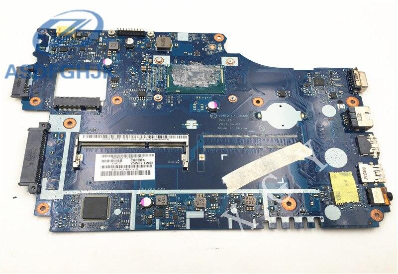 Laptop Motherboard For font b Acer b font E1 532 E1 572 Motherboard V5WE2 LA 9532P