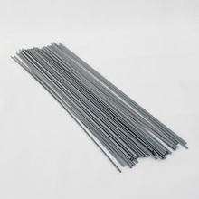 grey PVC rods plastic welding repair round 2.5x5.0mm