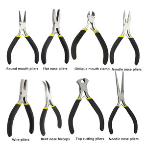 Mini Pliers Electrical Wire Ca