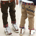 2015 new fashion children loose boys sports pants kids harem strip pattern casual pants trousers all match for boys