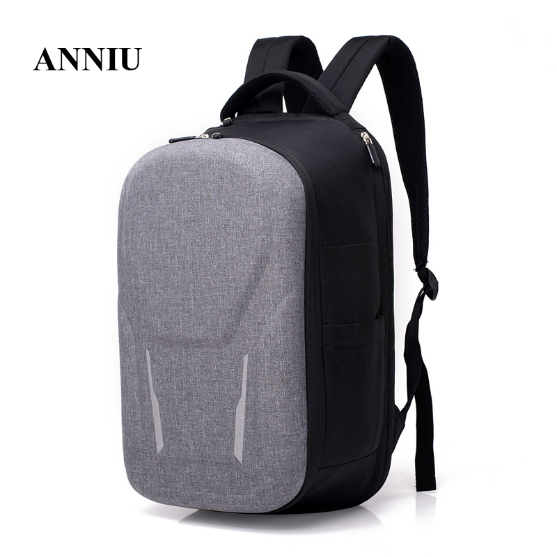 ANNIU 2018 New Fashion Women Candy Back pack Mens large capacity anti-theft backpack famous brand shoulder bag mochila