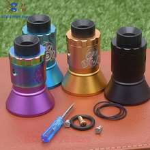 Apocalypse GEN 2 RDA 25 Adjustable Airflow Control 25mm Vaporizer Tank Fit 510 mechanical Mods vs Drag mtl