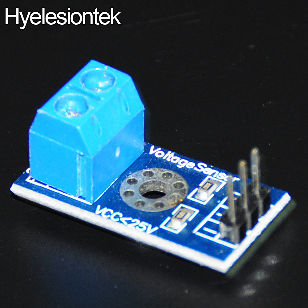 Cheap for all in-house products arduino voltage sensor module in