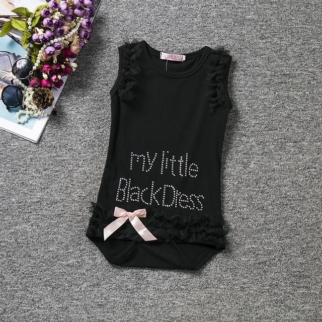 Enchanting Black Dress One-piece Jumpsuit