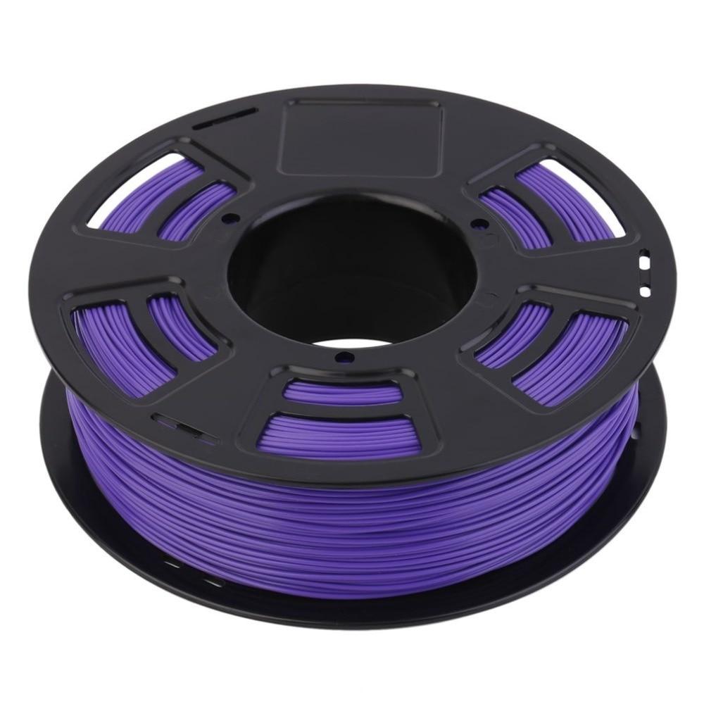 1.75mm 3D Filament PLA Supplies 1KG 320M Good Strength 3D Printer Filament Printing Materials For 3D Printing Pen 3D Printer 3d printer filament brown colour environmentally friendly plastic materials for 3d printer