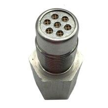 1х светильник из нержавеющей стали O2 Датчик CEL Eliminator Адаптер прокладка каталитический преобразователь