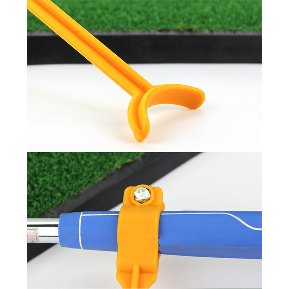 Image 5 - Facecozy Golf Swing Trainer Practical Beginner Gesture Alignment Training Aids Tools Correct Guide Golf Equiptment Accessories-in Golf Training Aids from Sports & Entertainment