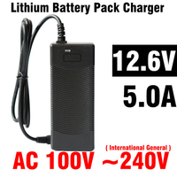 High Performence 12 6V 5A Liitokala Child Electric Car Charger Free Shipping
