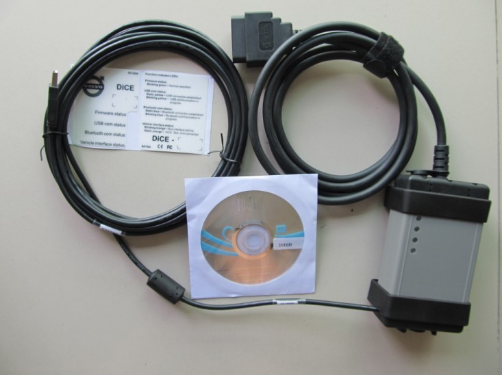 все цены на Super for volvo vida dice pro diagnostic tool 2014 a best quality all cables with software онлайн