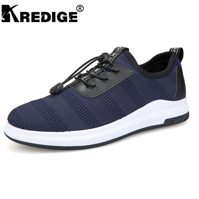 KREDIDE New Arrival Breathable Slip-On Casual Shoes Mens Anti-Odor Light Lazy Shoes Hard-Wearing Soles Male Shoes Big Size 39-44 buy cheap best wholesale SAIHDX7Pdt