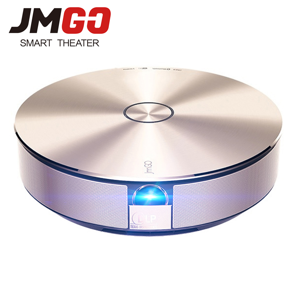 JMGO G1S LED Projector, 1280x800, Digital Zoom 1:2, High-End Android HD Projector, WIFI, Bluetooth Speaker Miracast Airplay earth 2 world s end vol 2