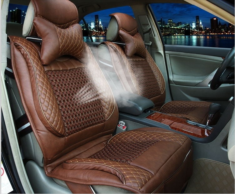Special Car Seat Covers For Cadillac SLS 2015 2010 Durable Comfortable Leather 2012Free Shipping In Automobiles From